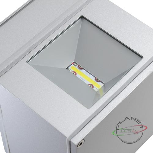 Applique Moderno LED 10W Illuminazione per Esterno Parete ...
