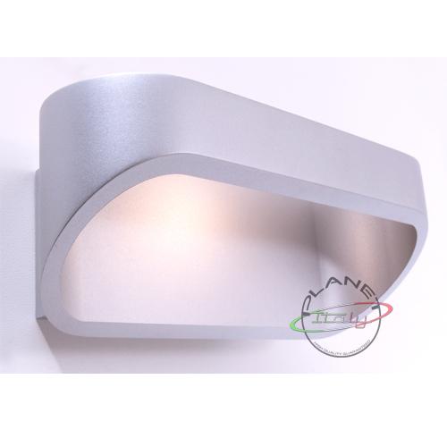 Applique da parete moderno con led luce calda illuminazione ufficio ...