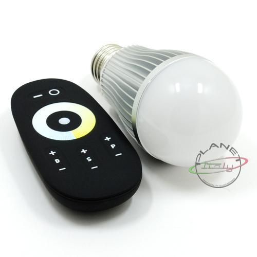 lampadina led rgb : Lampada Lampadina LED E27 6W Bicolore 2 Colori Luce Fredda Calda Con ...