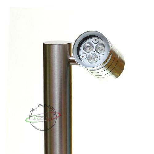 Paletti Illuminazione Esterna Led.Lampioni Da Giardino Giardino Lampione Esterno Social
