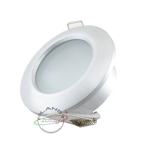 Faretto da incasso per ambienti umidi doccia bagno turco esterni gu10