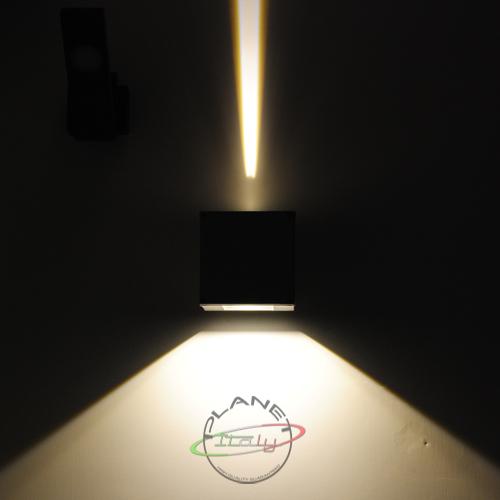illuminazione moderna luce led : ... Applique moderno led w illuminazione per esterno parete decorazione
