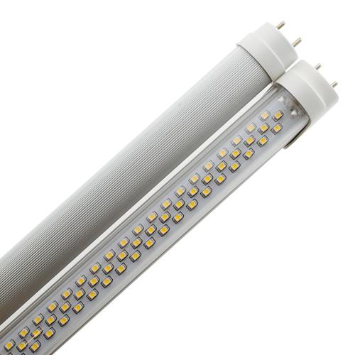 Tubo led t8 120cm luce bianca 360 led smd 21watt 220v neon - Eclairage neon led ...