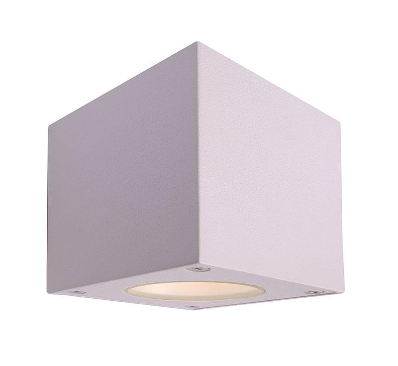applique lampada faretto esterni led facciata muro parete doppia luce regolabile  eBay