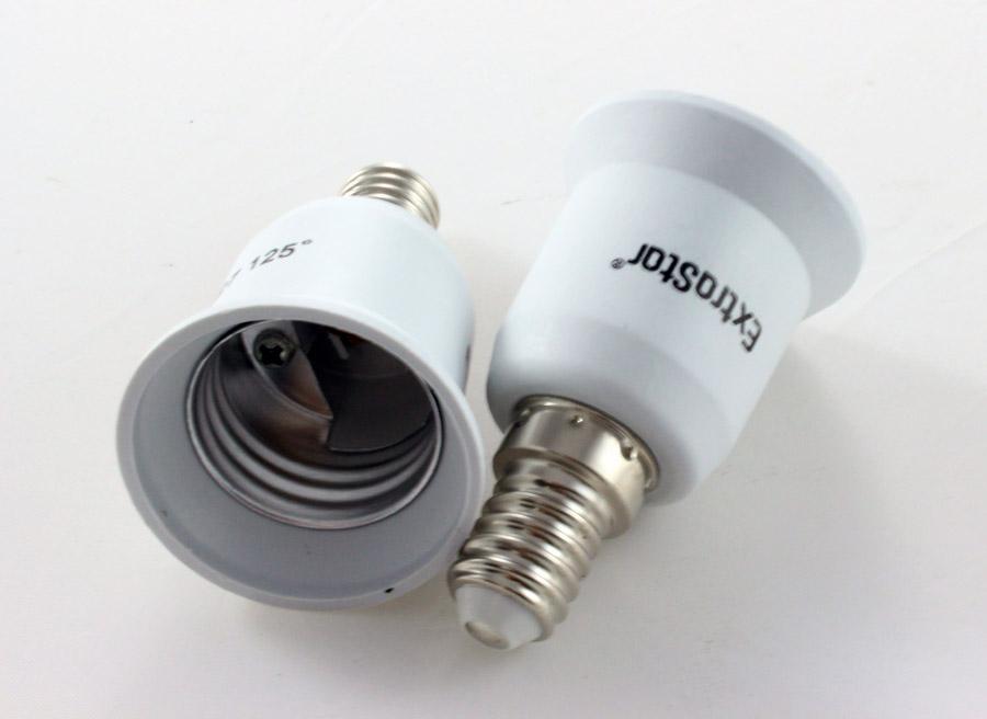 Plafoniere Per Lampade Led E27 : Portalampada :: prova sito::: adattatore convertitore