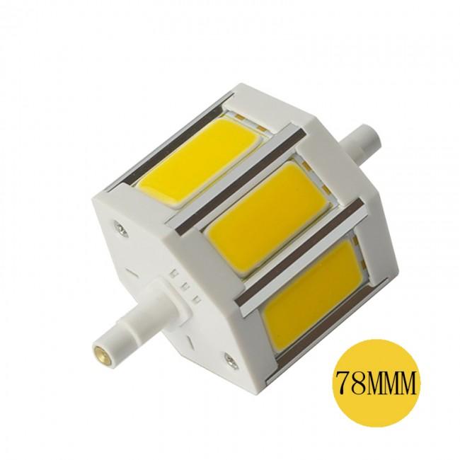 lampada led r7s - :: prova sito::: - lampada, led, r7s, 78mm, 5w