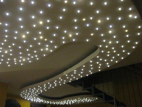soffitto stellato led costo ~ gitsupport for . - Luci Soffitto Stellato