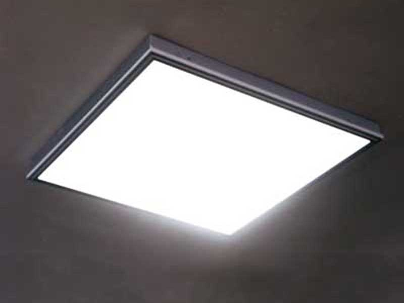 Plafoniera lampada led da soffitto 60x60cm 48w 400 led for Illuminazione led a soffitto