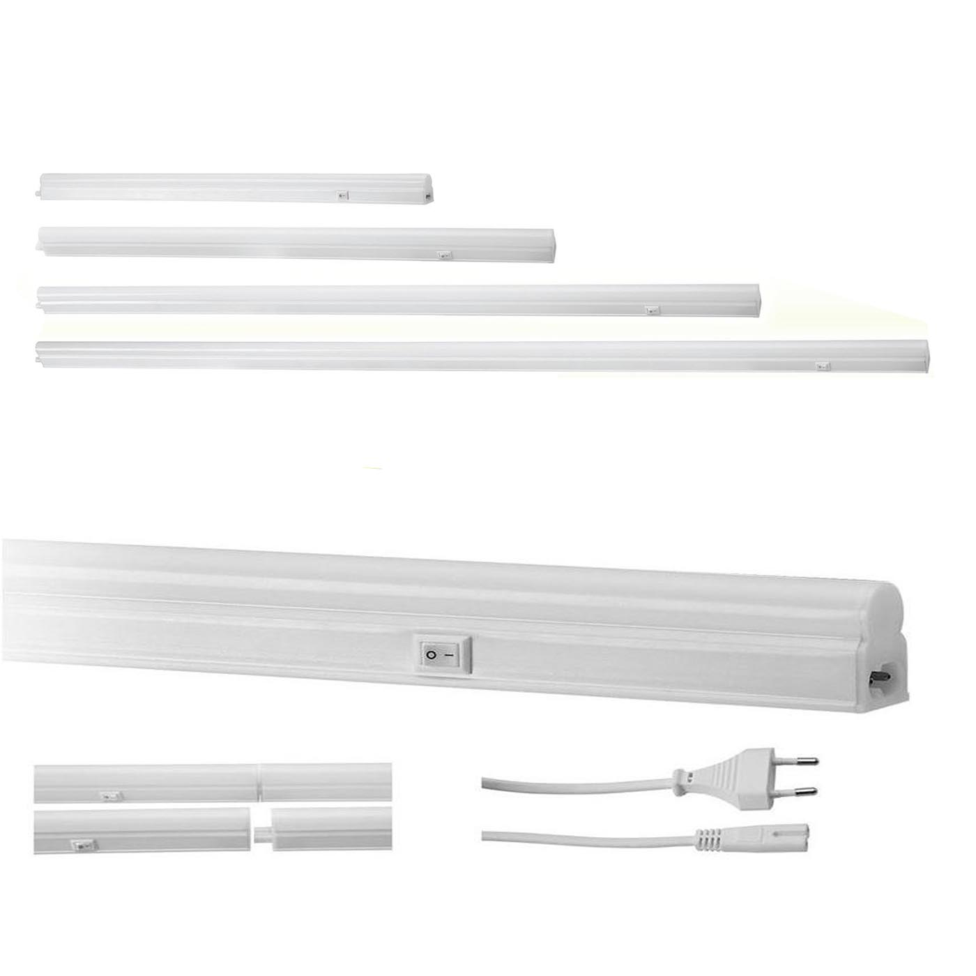 Tubo Led Neon T5 Prova Sito Reglette Led T5 Lampada