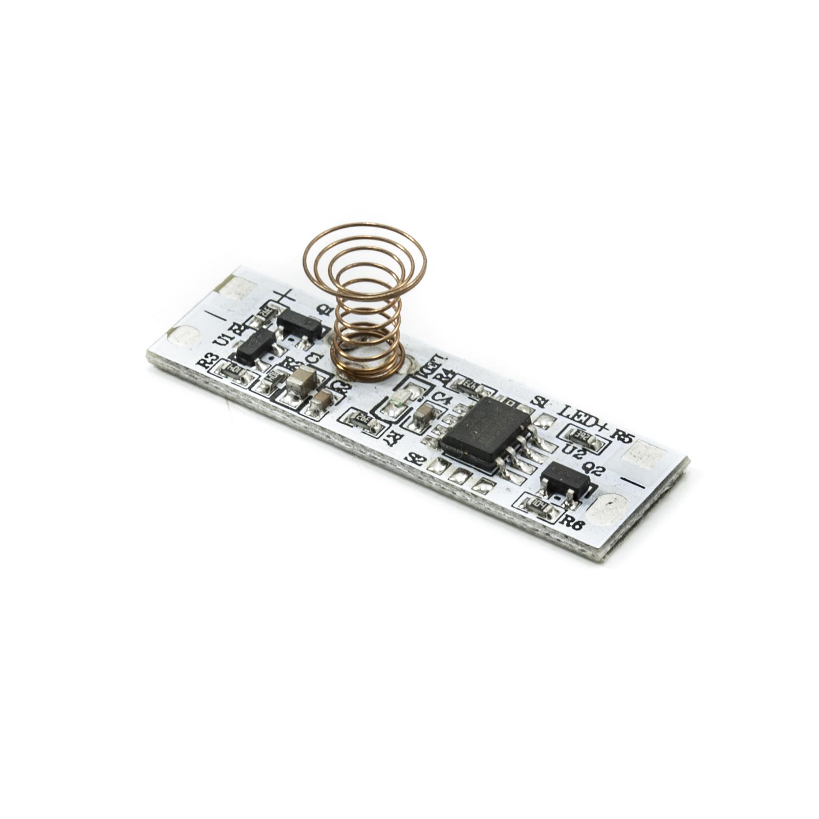 Sensore Per Accendere La Luce.Profili Led Sottopensile Prova Sito Touch Sensor Per Strip