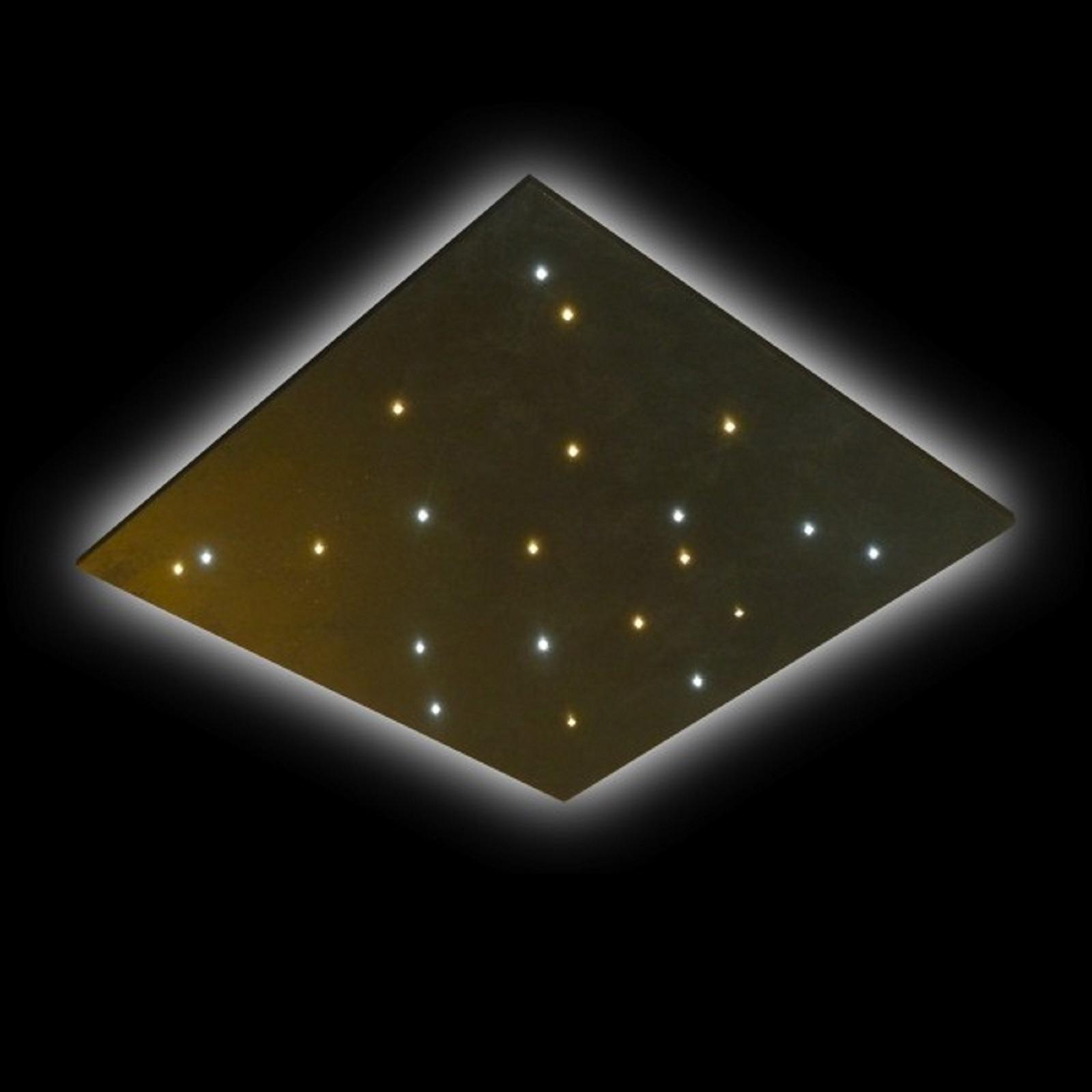 Faretto led a incasso cielo stellato - :: prova sito::: - Mini ...