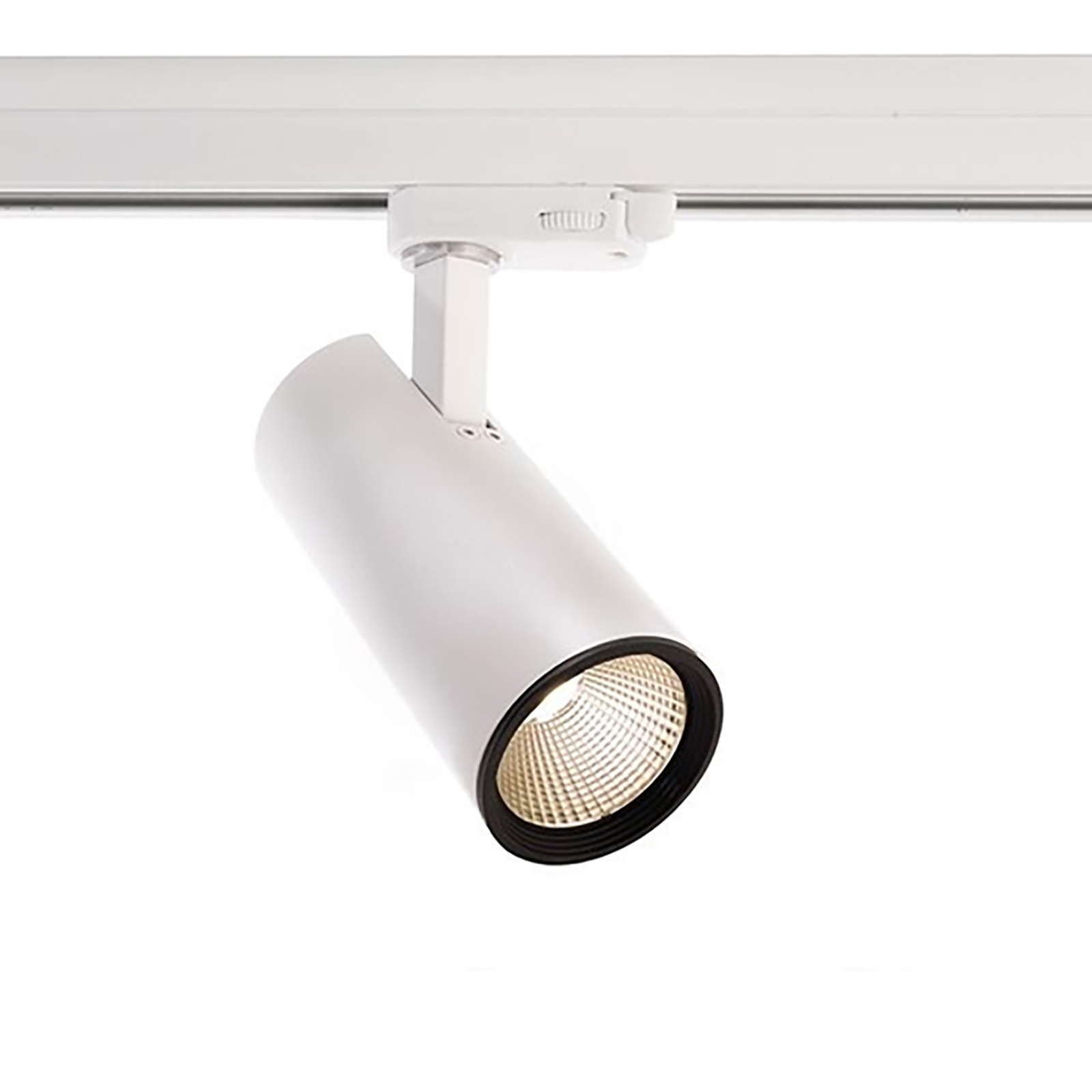 Faretto Led Spot.Illuminazione A Binario Led Prova Sito Faretto Led
