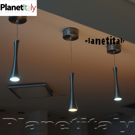 gianduja - Lampade led a sospensione - planetitaly - lampada, sospensione, mo...
