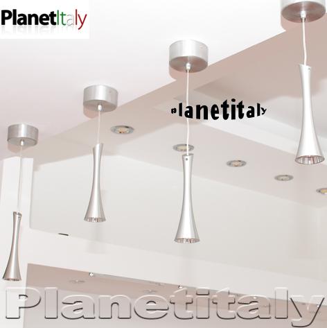 Lampadario - :: prova sito::: - lampada, sospensione, moderna, 3w ...