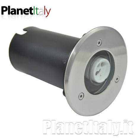 Faretto da incasso calpestabile ip65 per esterno gu10 220v - Cavo con lampadine da esterno ...