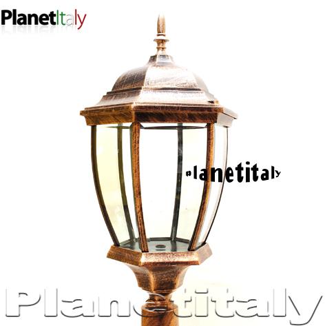 Lamp55ny pali lampioni e faretti da giardino - Pali per lampioni da giardino ...
