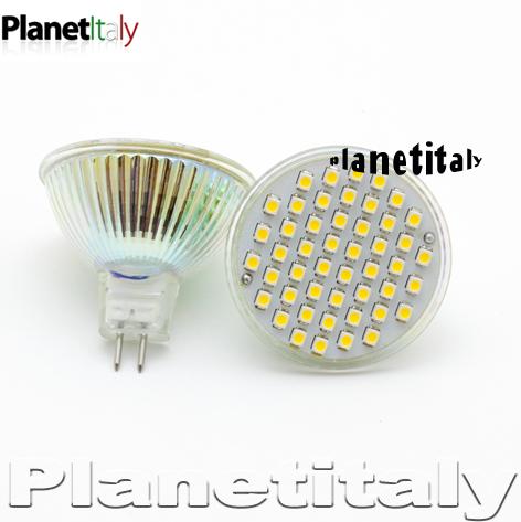 Brasile lampada led gu5 3 12v 2 generazione for Lampade a led 220v