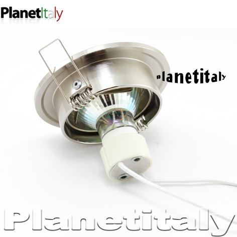 ariosto - faretto led a incasso 2° generazione - planetitaly ... - Faretti Da Incasso Ingresso