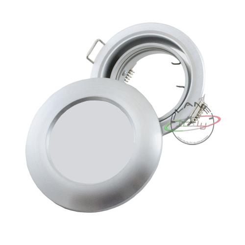 faretto da incasso led ambienti umidi doccia bagno lampada gu10 3x1w 220v