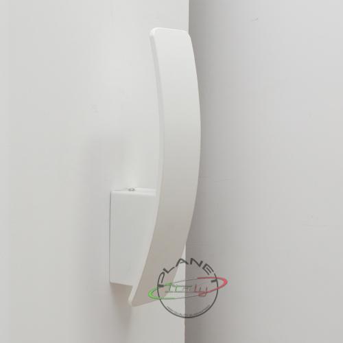 Ares applique planetitaly lampada led parete for Applique da muro