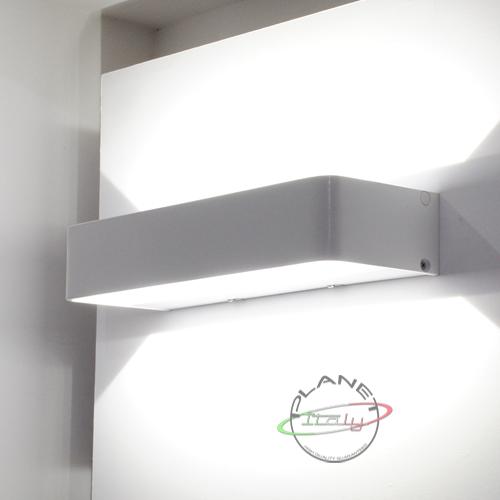 Applique da parete a led 12w luce bianca lampada parete 220v arredo casa  hotel