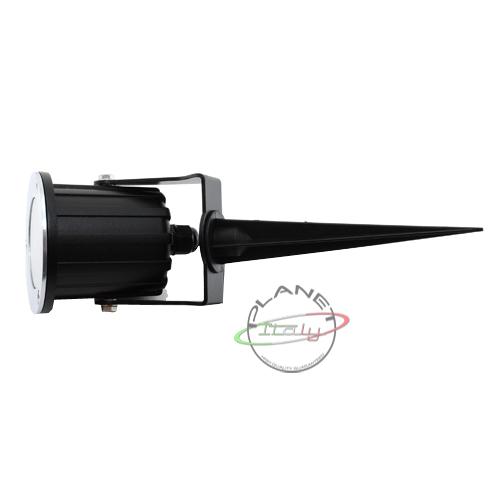 Caravaggio f aretti proiettori giardino planetitaly for Faretto stagno da giardino gu10