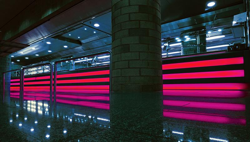 Plafoniere Led Rgb : Striscie led single color e multi colore per uso interno esterno