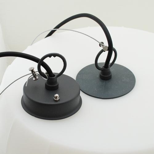 Lampadario led per uso esterno IP65 E27 230V illuminazione terrazzo ...