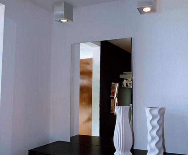 Arafat lampade faretti a soffitto planetitaly for Lampade a led 220v