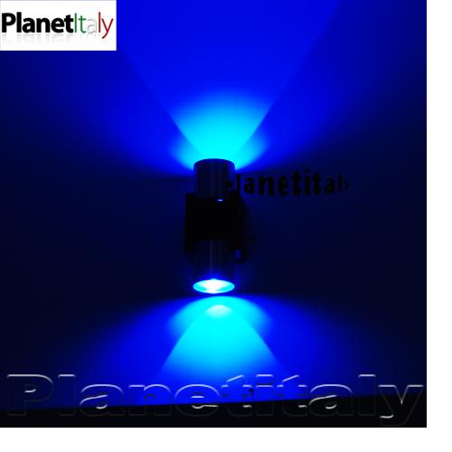 Applique prova sito applique moderno led for Luce led blu