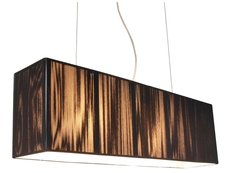 Lampada sospensione lampadario colore nero moderno lampadario