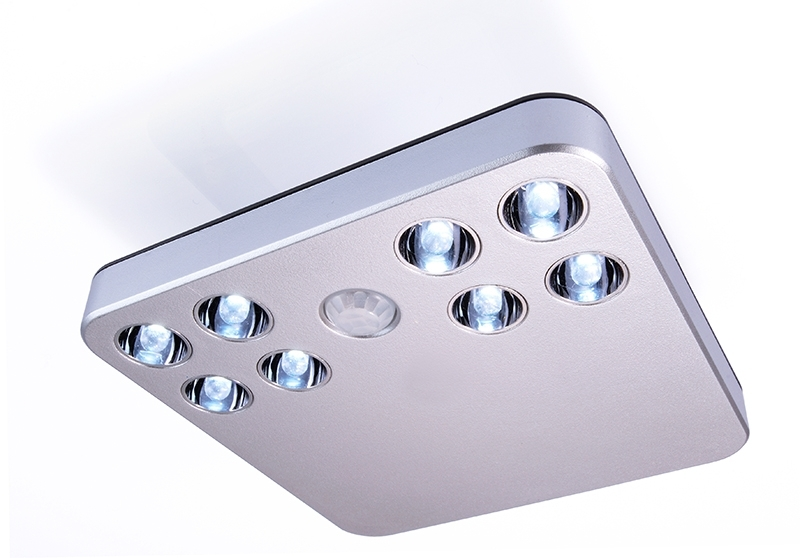 Plafoniera Led Sensore Movimento : Lampada led sensore movimento u idea d immagine di decorazione