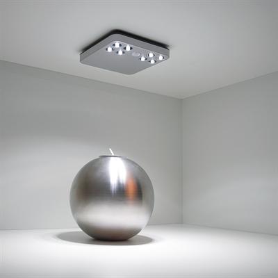 Califfo led batteria planetitaly lampada luce led sensore movimento armadi camper - Luce per cucina ...