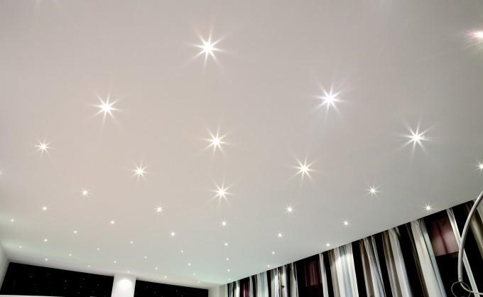 Plafoniera Led Cielo Stellato : Faretto led a incasso cielo stellato prova sito mini