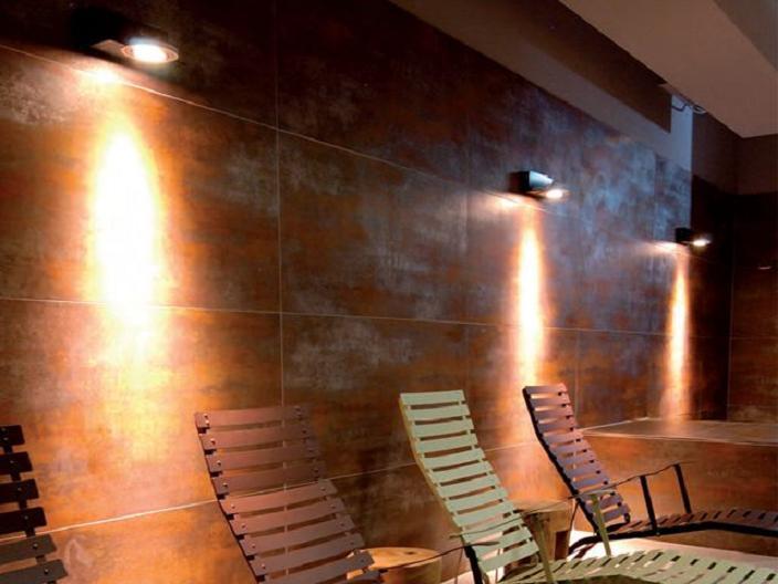 Plafoniera Muro Moderna : Proiettori luce led :: prova sito::: lampada plafoniera parete