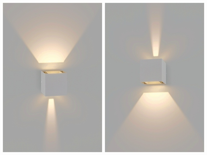 Cenerentola applique planetitaly lampada da parete - Applique da esterno a led ...