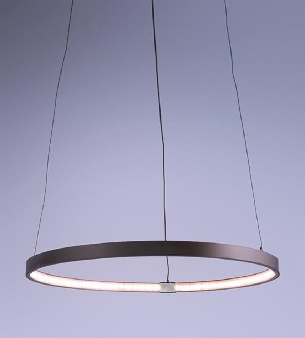 elaro400 - Lampadario - planetitaly - Lampadario, led, pendente, circolare, 15w, luce, diffusa ...
