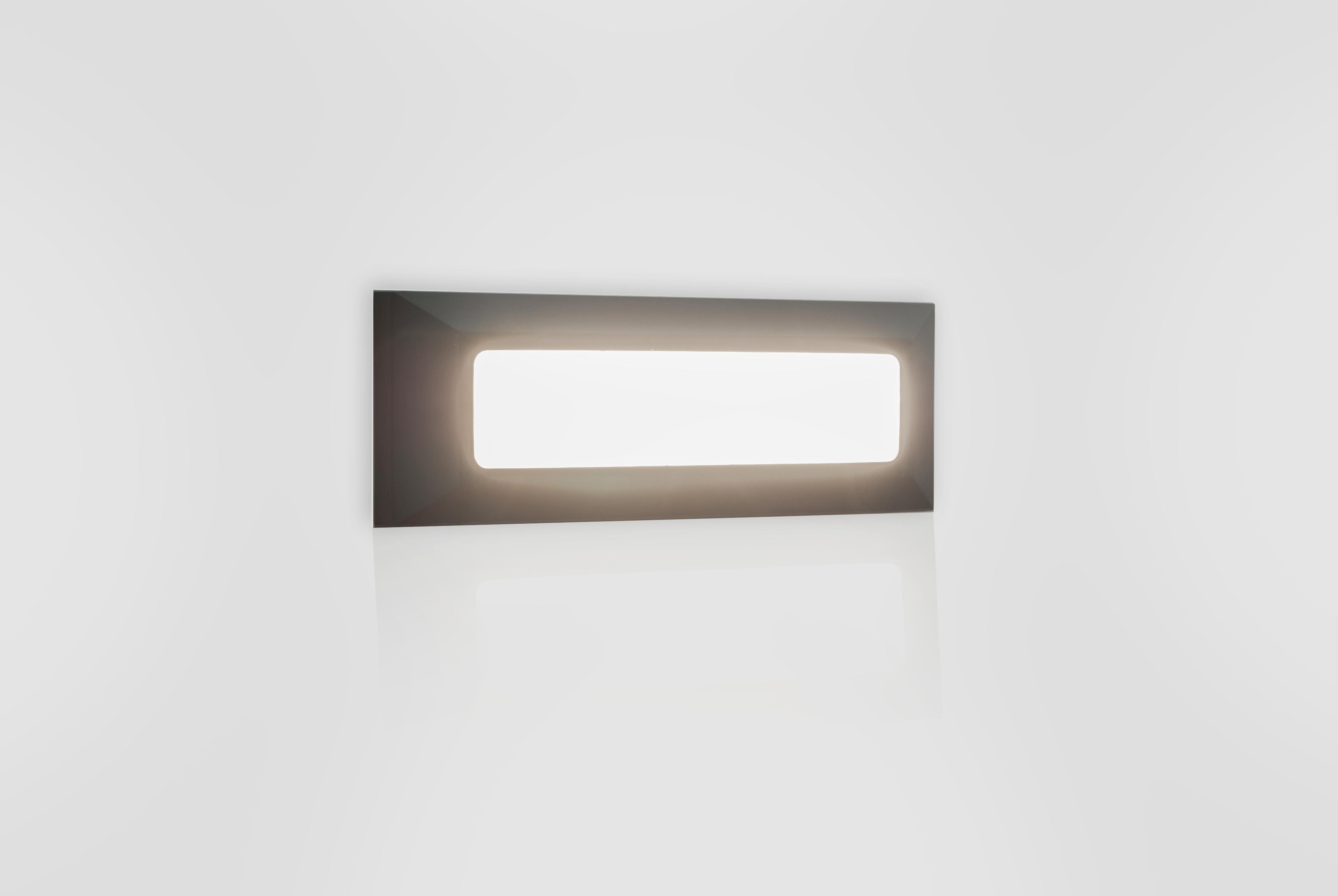 Plafoniera Muro Led : Segnaviale fissaggio a parete :: prova sito::: faretto lampada