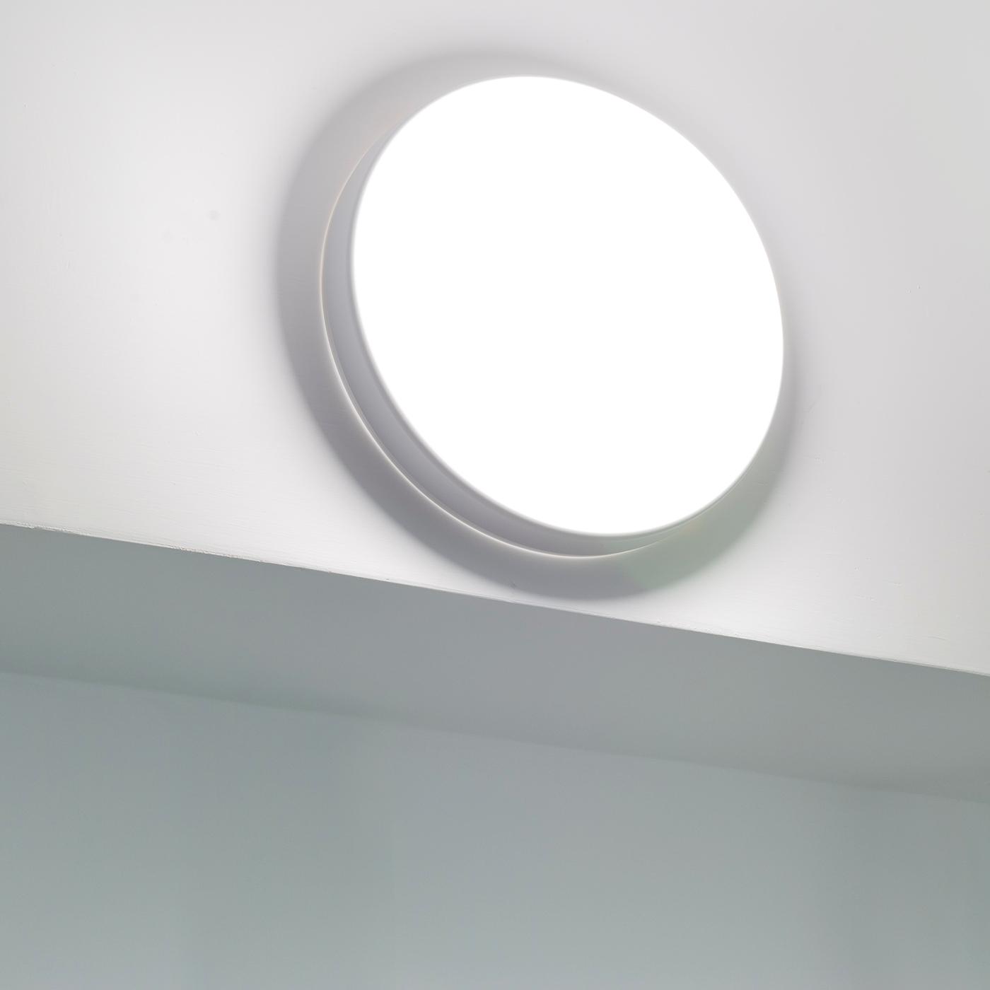 Flame applique e incassi da parete per esterni - Plafoniera da bagno ...