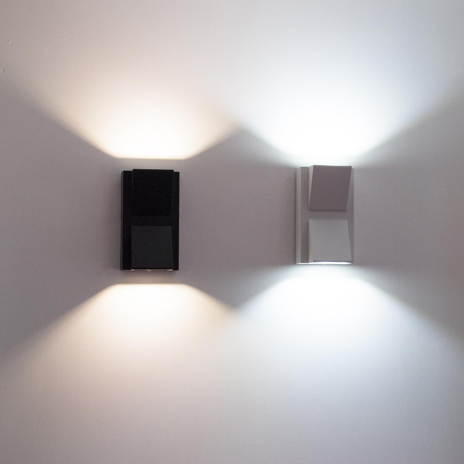 david2017 - Applique e incassi da parete per esterni - planetitaly - Lampada led per uso esterno ...
