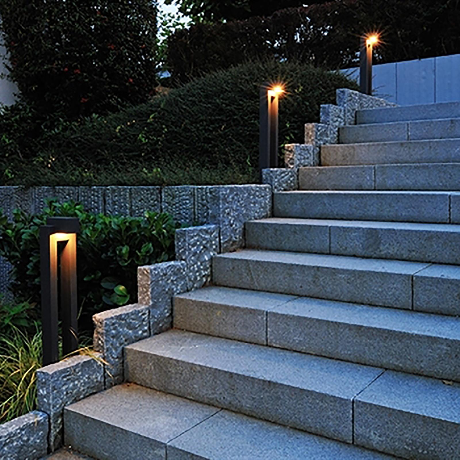 Pali lampioni e faretti da giardino prova sito for Esterni per giardino