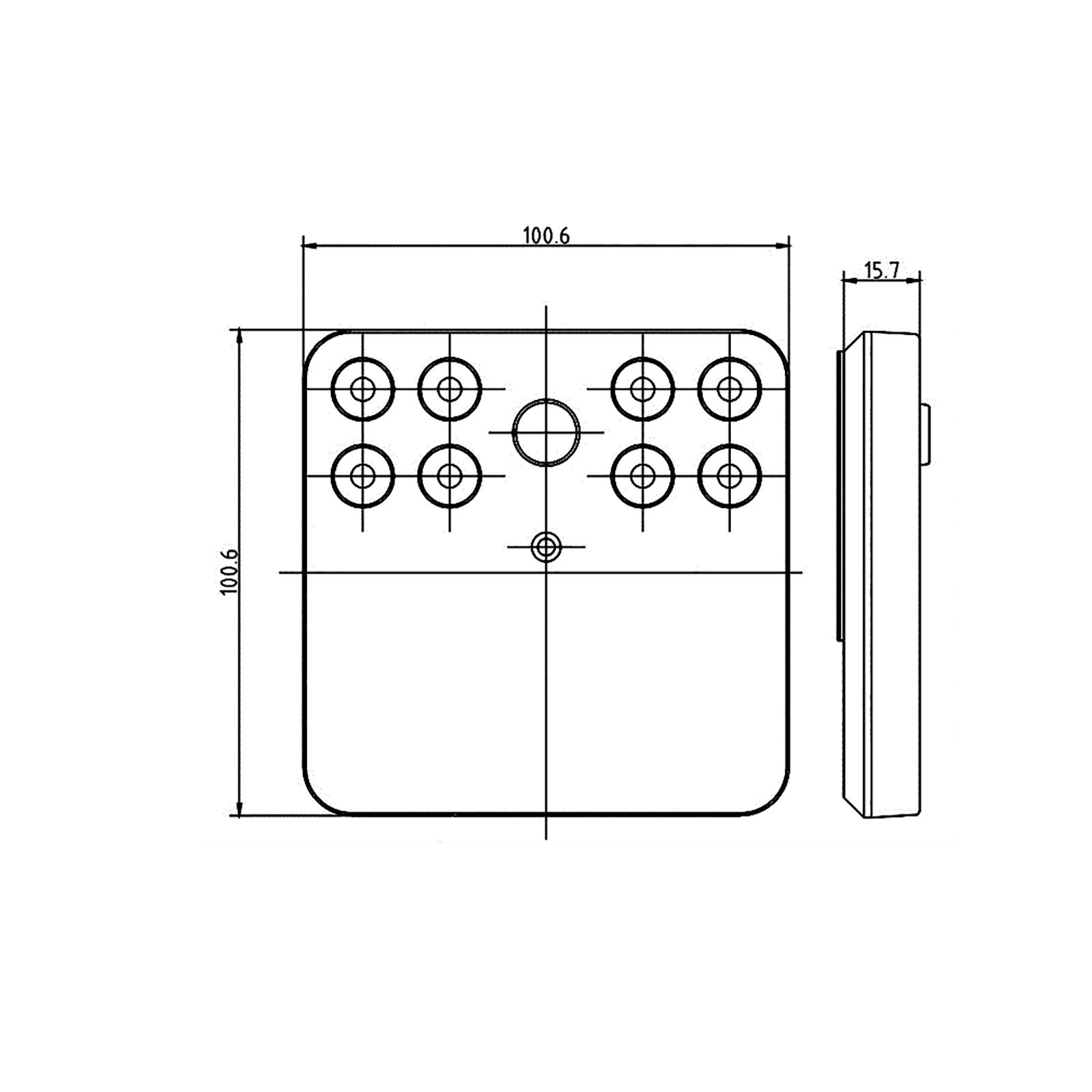 califfo - Led batteria - planetitaly - lampada, luce, led, sensore ...