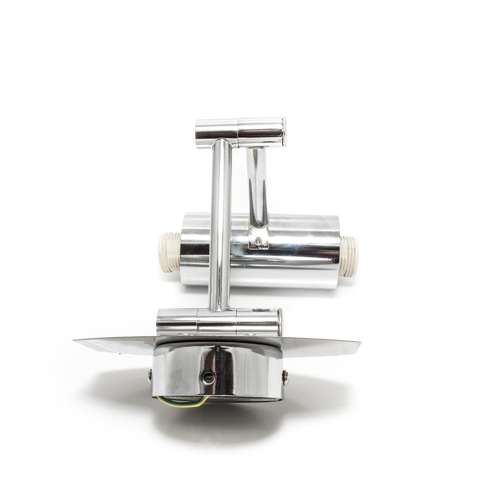 Fiorello arredo bagno planetitaly applique moderno - Lampada led per specchio bagno ...