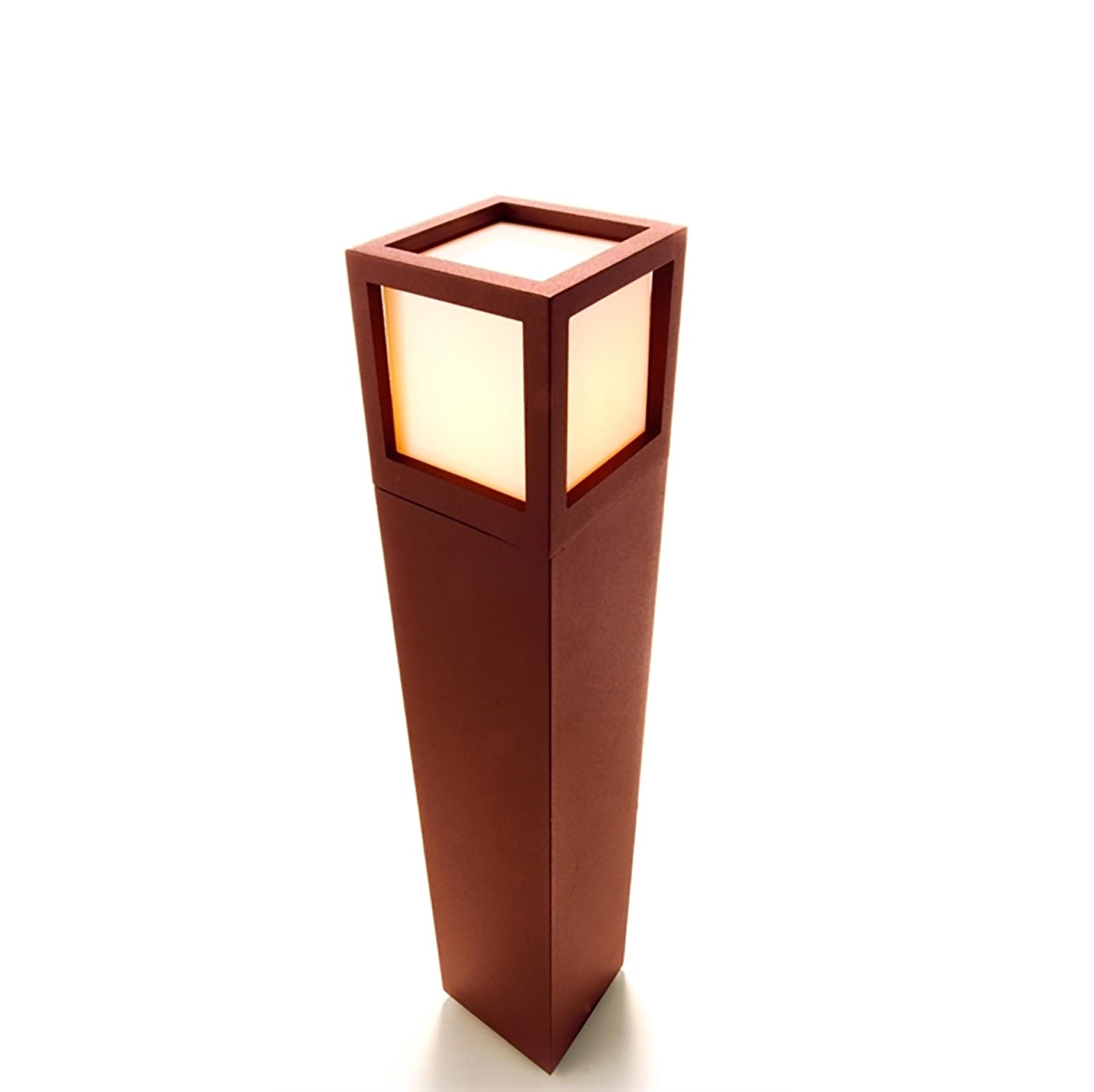 Facado21 pali lampioni e faretti da giardino - Pali per lampioni da giardino ...