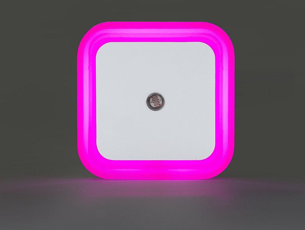 Plafoniera Con Luce Notturna : Luci led con sensore di movimento :: prova sito::: moderna luce