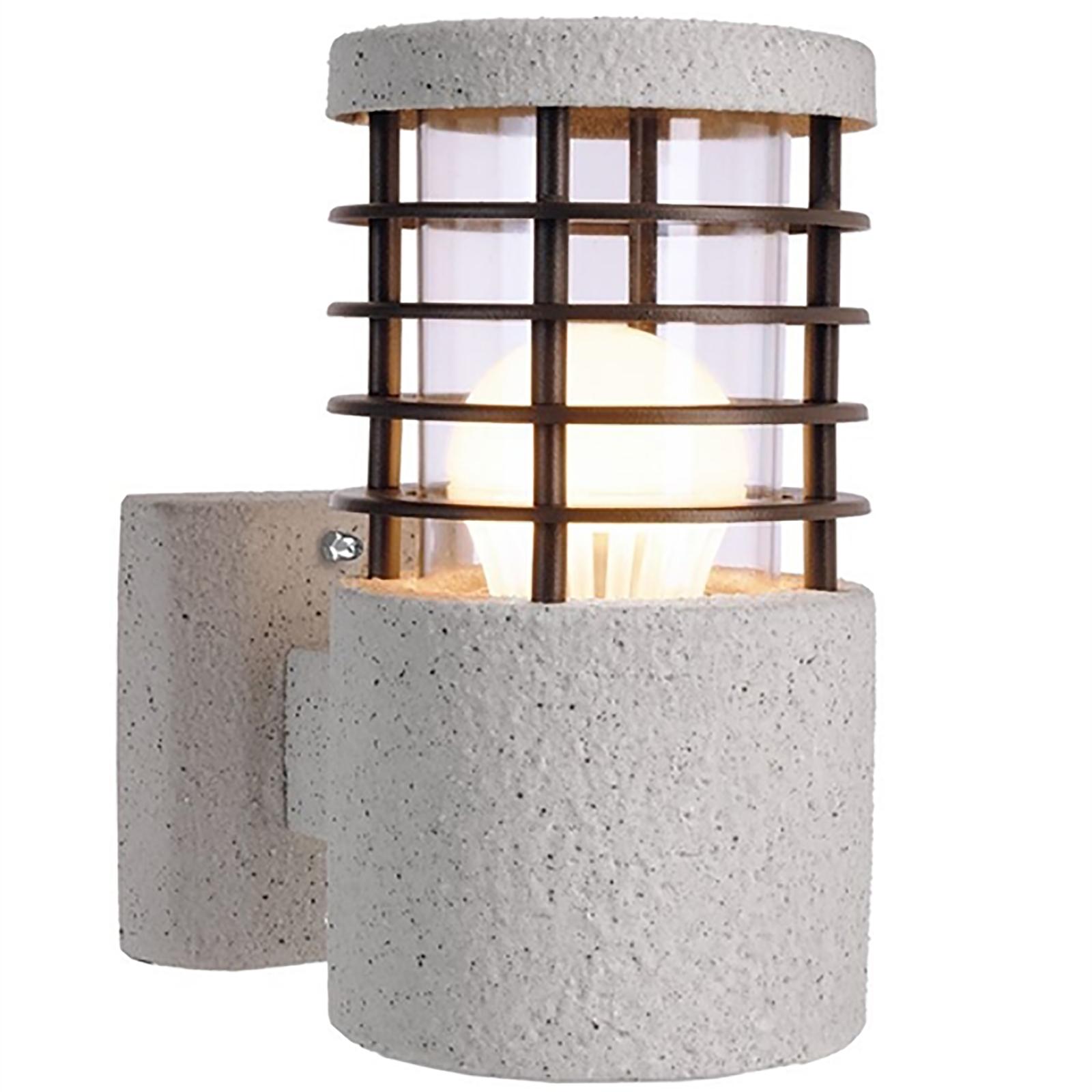 In acciaio inox Design Lampada Muro Esterno Faretto facciata Illuminazione Lampada Balcone