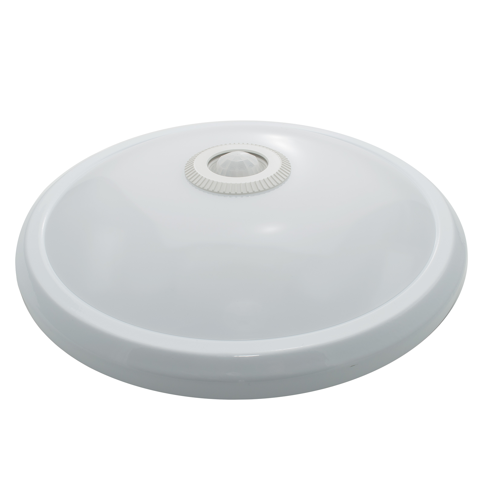 Plafoniera soffitto led integrati 12W luce regolabile 4000k sensore movimento