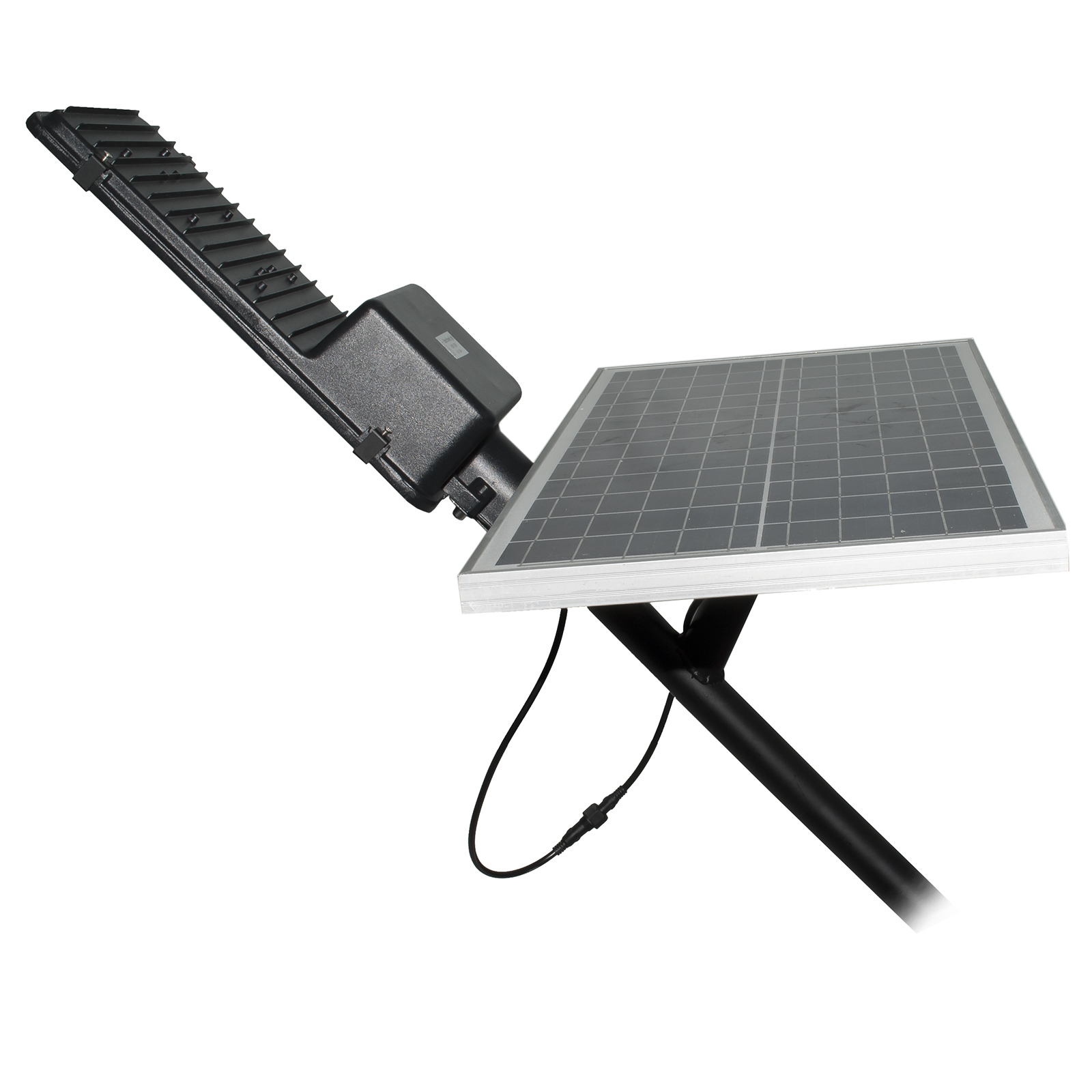 Lighthouse road led streetlight twilight 150W solar panel IP65 dimmable