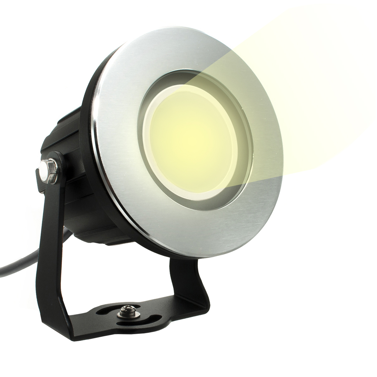 Lighthouse led spot 8W garden swivel lamp gu10 IP65 waterproof segnapassi