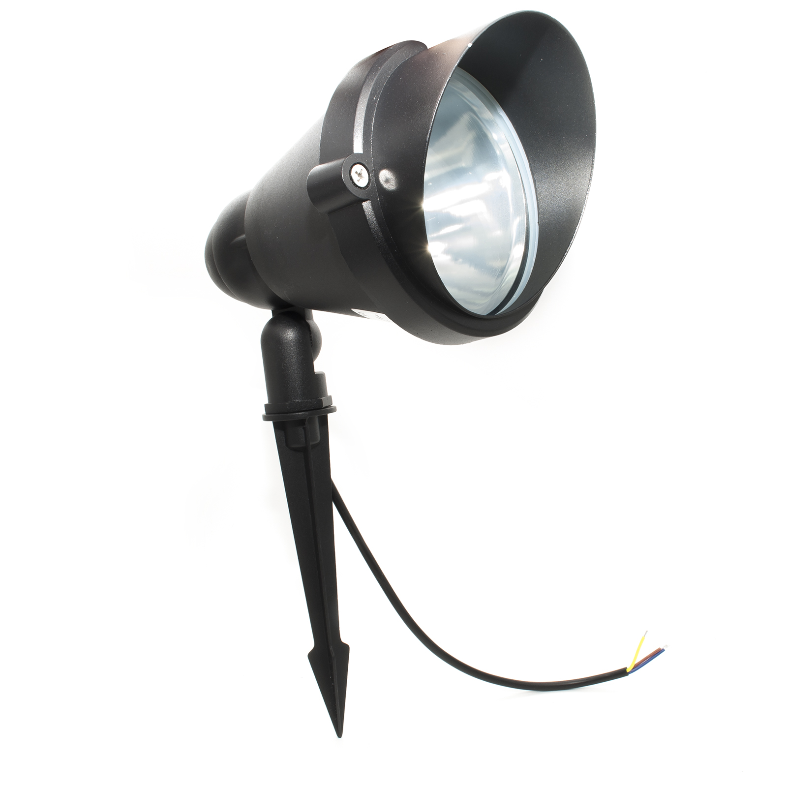 Outer headlamp tilting picket garden E27 220V IP66 segnapassi